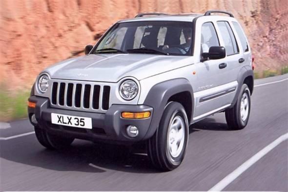 Jeep Cherokee [KJ] (2002-2007) used car review