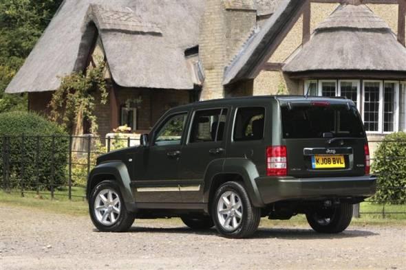 Jeep Cherokee [KK] (2008-2013) used car review