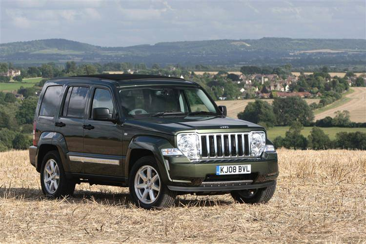 Jeep Cherokee (2008 - 2010) used car review