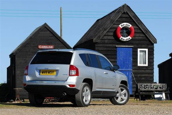 Jeep Compass (2011 - 2014) used car review