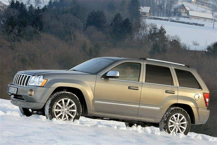 Jeep Grand Cherokee (2005 - 2011) used car review