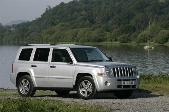 Jeep Patriot (2008 - 2011) used car review