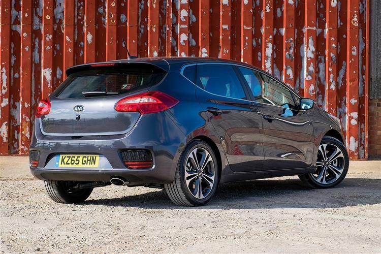 Kia ceed (2015 - 2018) used car review