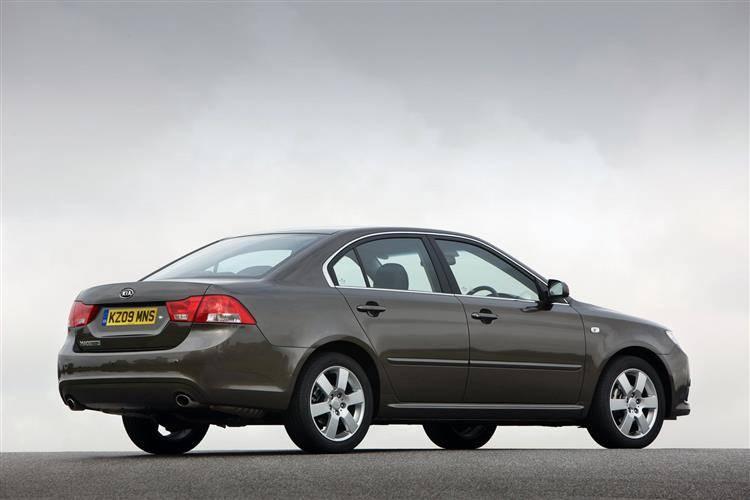 Kia Magentis (2009 - 2011) used car review