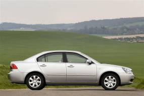 Kia Magentis (2006 - 2009) used car review