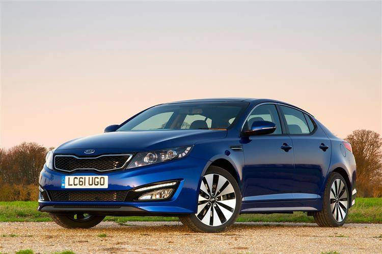 Kia Optima [TF] (2012 - 2015) used car review