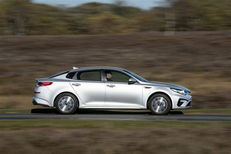 Kia Optima (2015 - 2020) used car review