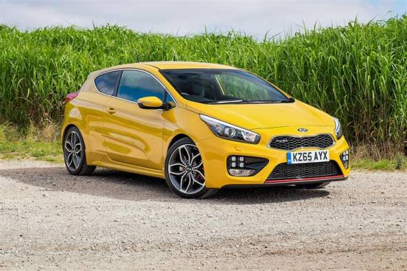 Kia pro_cee'd GT (2012 - 2018) used car review