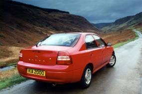 Kia Shuma (1999 - 2001) used car review