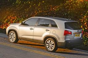 Kia Sorento (2010 - 2012) used car review
