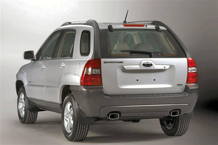 Kia Sportage (2005 - 2010) used car review
