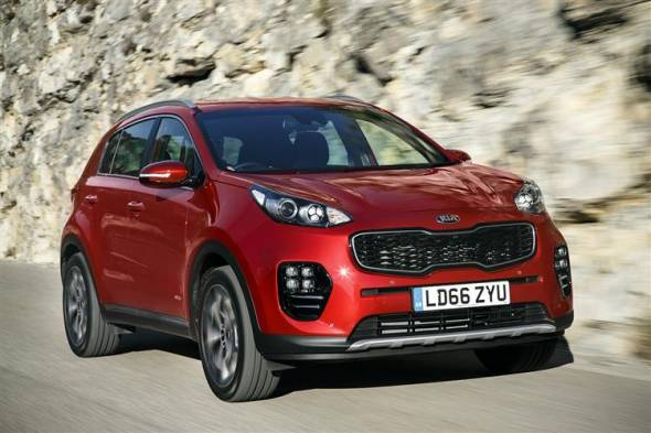 Kia Sportage (2016 - 2018) used car review