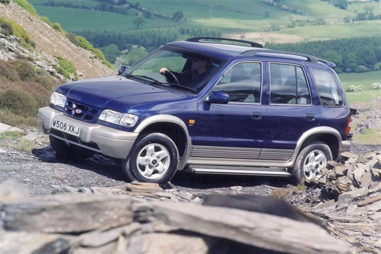 Kia Sportage (1995 - 2005) used car review