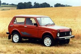 Lada Niva (1983 - 1997) used car review
