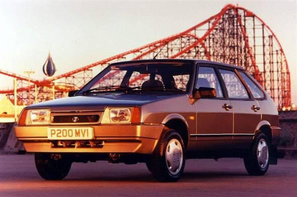 Lada Samara (1987 - 1997) used car review