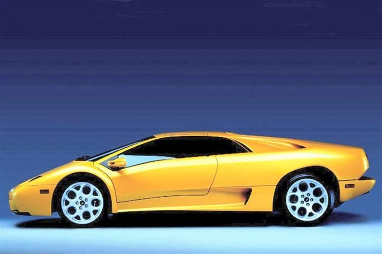 Lamborghini Diablo 1990 >> Lamborghini Diablo 1990 2001 Used Car Review Car