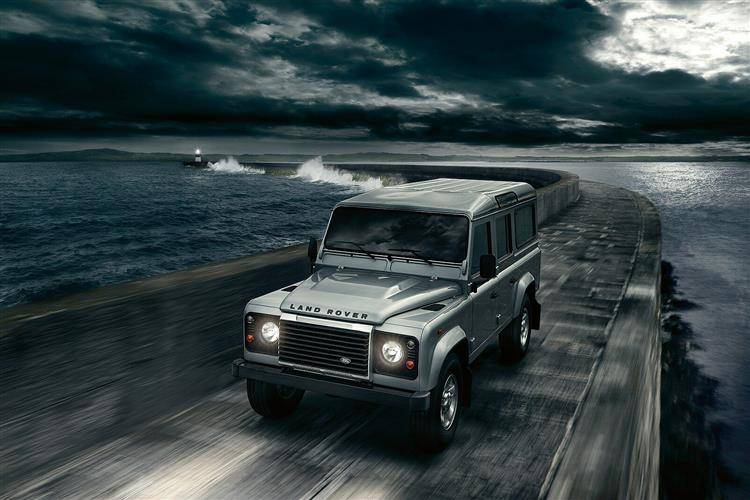 Land Rover Defender (2012 - 2016) used car review