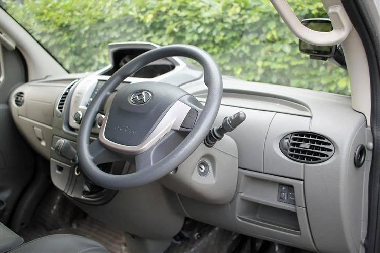 LDV V80 (2016 - 2020) used car review