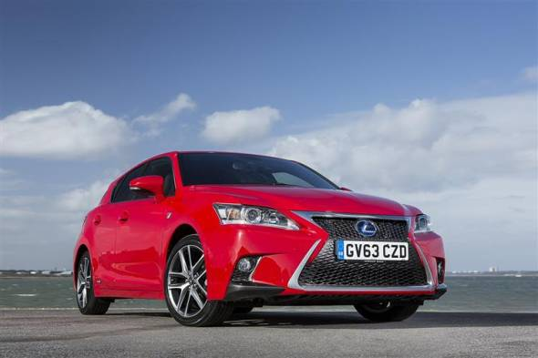 Lexus CT 200h (2014 - 2017) used car review