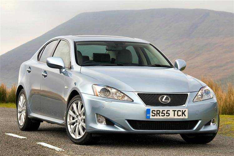 Lexus IS (2005 - 2010) used car review