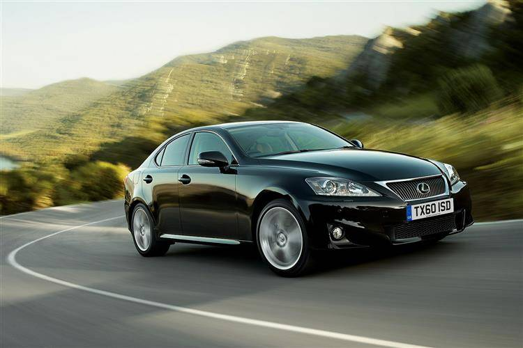 Lexus IS (2010 - 2013) used car review