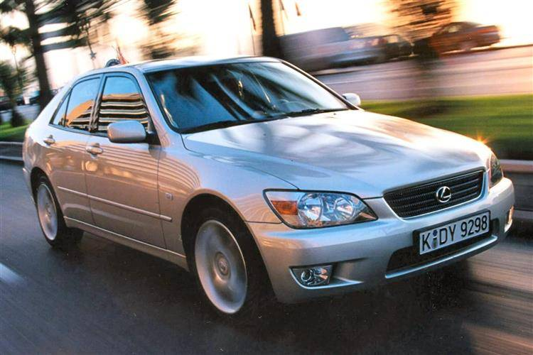 Lexus Is 300 2001 2005 Used Car Review Car Review Rac Drive