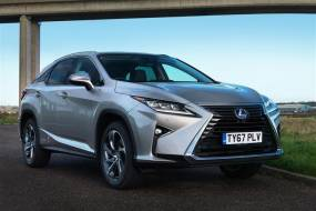 Lexus RX (2015 - 2019) used car review