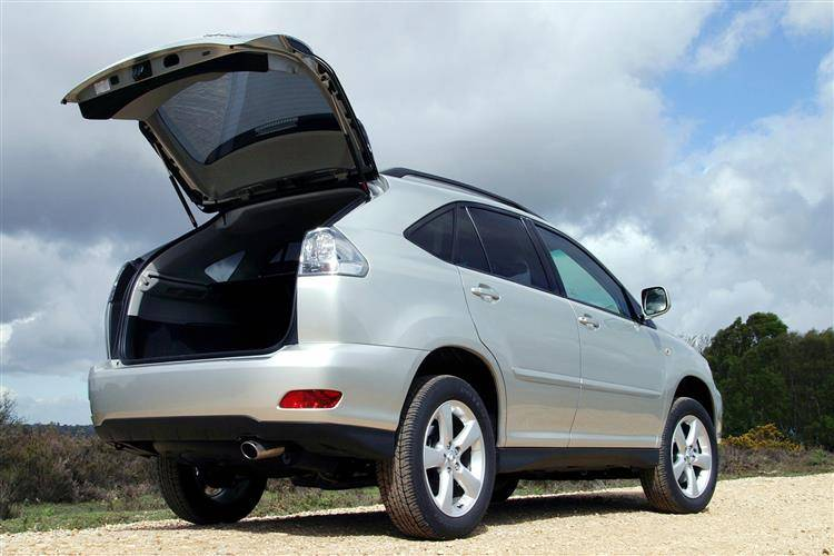 Lexus RX 300 (2003 - 2009) used car review