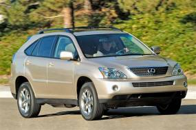 Lexus RX 400h (2005 - 2009) used car review