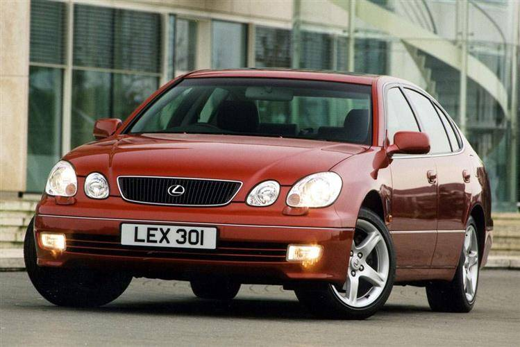 Lexus GS 300 (1993 - 1998) used car review