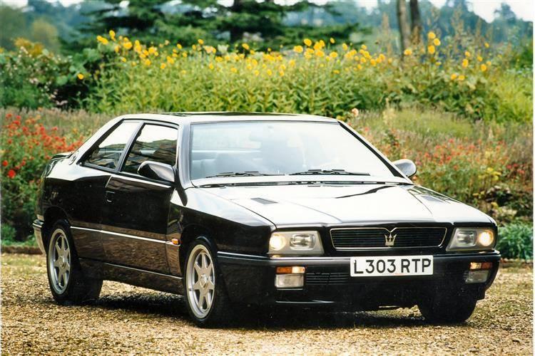 Maserati Ghibli (1993 - 1999) used car review | Car review | RAC Drive