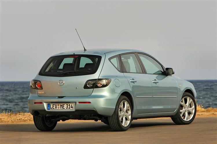 Mazda3 (2003 - 2009) used car review