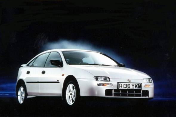 Mazda 323F & 323 5dr (1989 - 1998) used car review