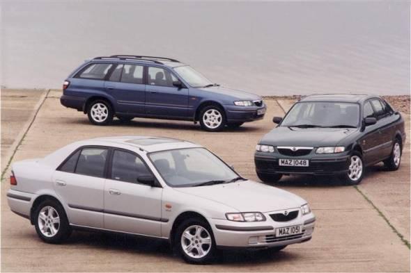 Mazda 626 (1992 - 2002) used car review