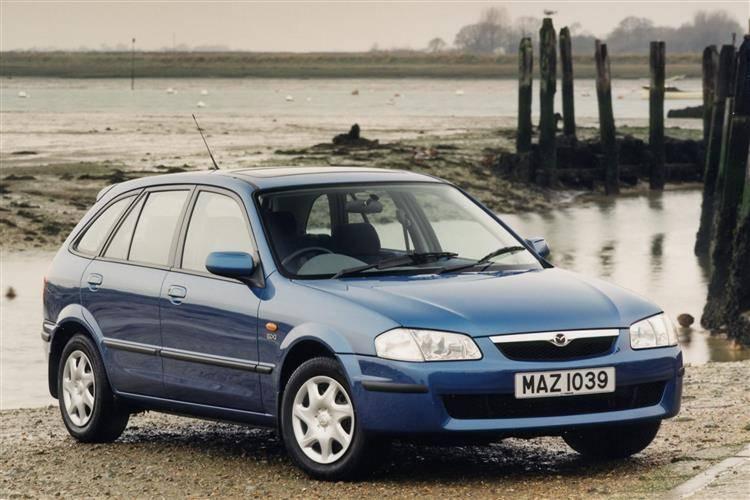 Mazda 323 (1998 - 2004) used car review