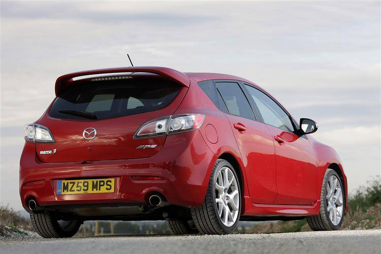 Mazda3 MPS (2009 - 2013) used car review