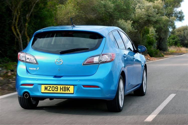 Mazda3 (2009 - 2011) used car review