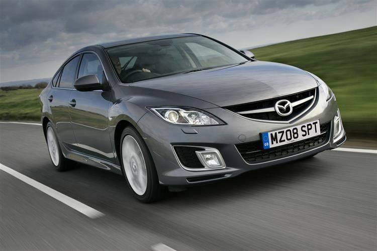 Mazda6 (2007 - 2010) used car review