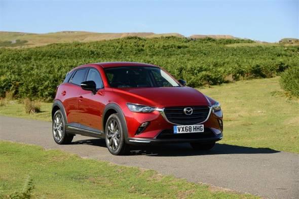 Mazda CX-3 (2015 - 2020) used car review
