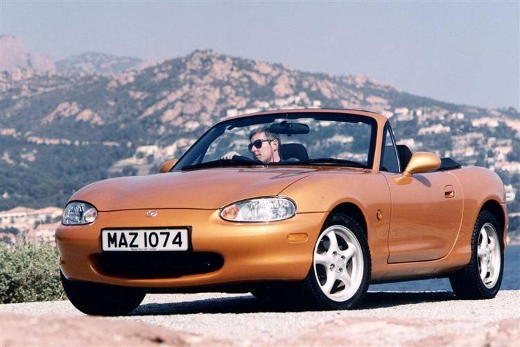 Mazda MX-5 (1998 - 2005) used car review