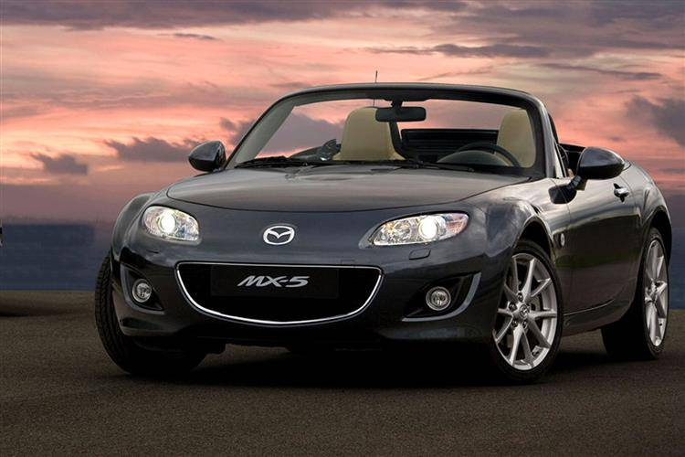 Mazda MX-5 Roadster Coupe (2006-2015) used car review