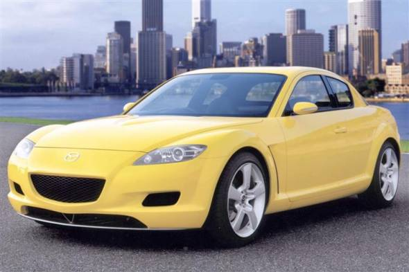 Mazda RX-8 (2003 - 2010) used car review