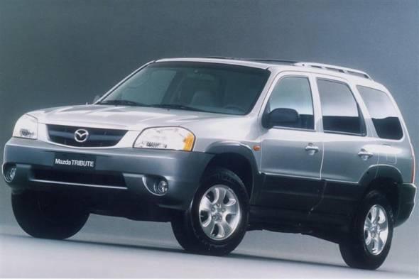 Mazda Tribute (2001 - 2004) used car review