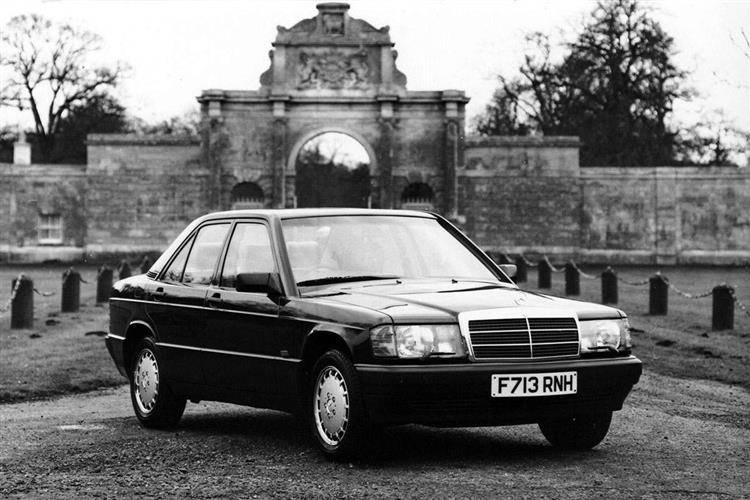 Mercedes-Benz 190 (1983 - 1993) used car review