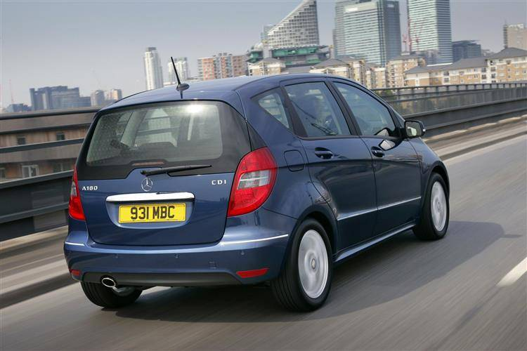 Mercedes-Benz A-Class (2005 - 2008) used car review