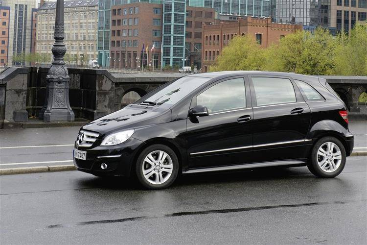 Mercedes-Benz B-Class (2005 - 2011) used car review
