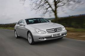 Mercedes-Benz CLS (2005-2010) used car review