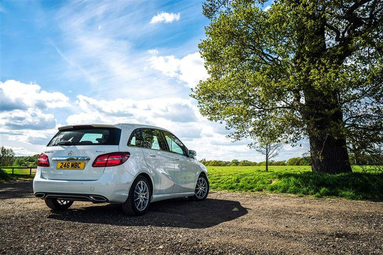 Mercedes-Benz B-Class (2013 - 2018) used car review