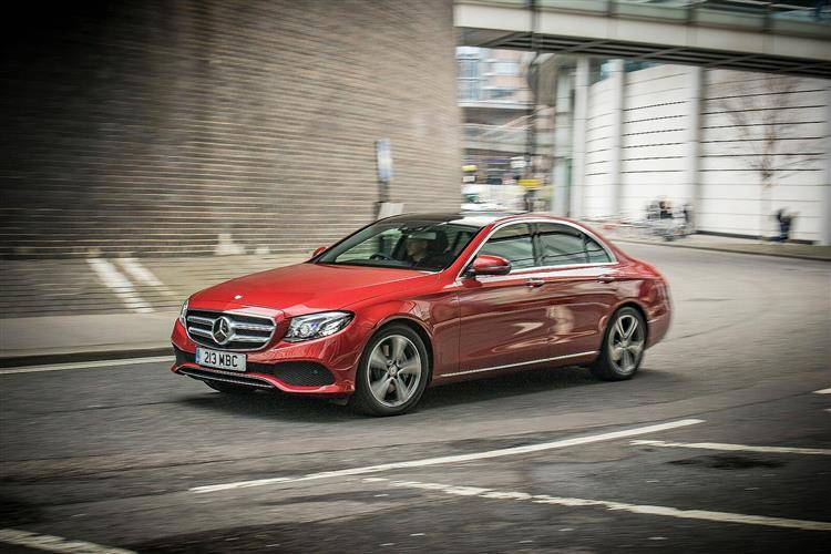 Mercedes-Benz E-Class [W213] (2016 - 2020) used car review