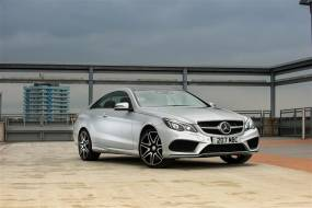 Mercedes-Benz E-Class Coupe (2013 - 2016) used car review